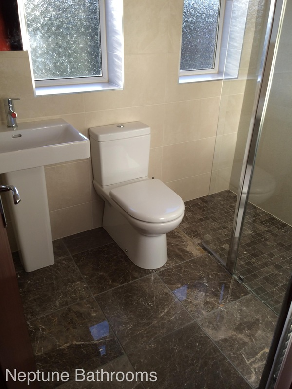 Bathroom renovation, Ashton